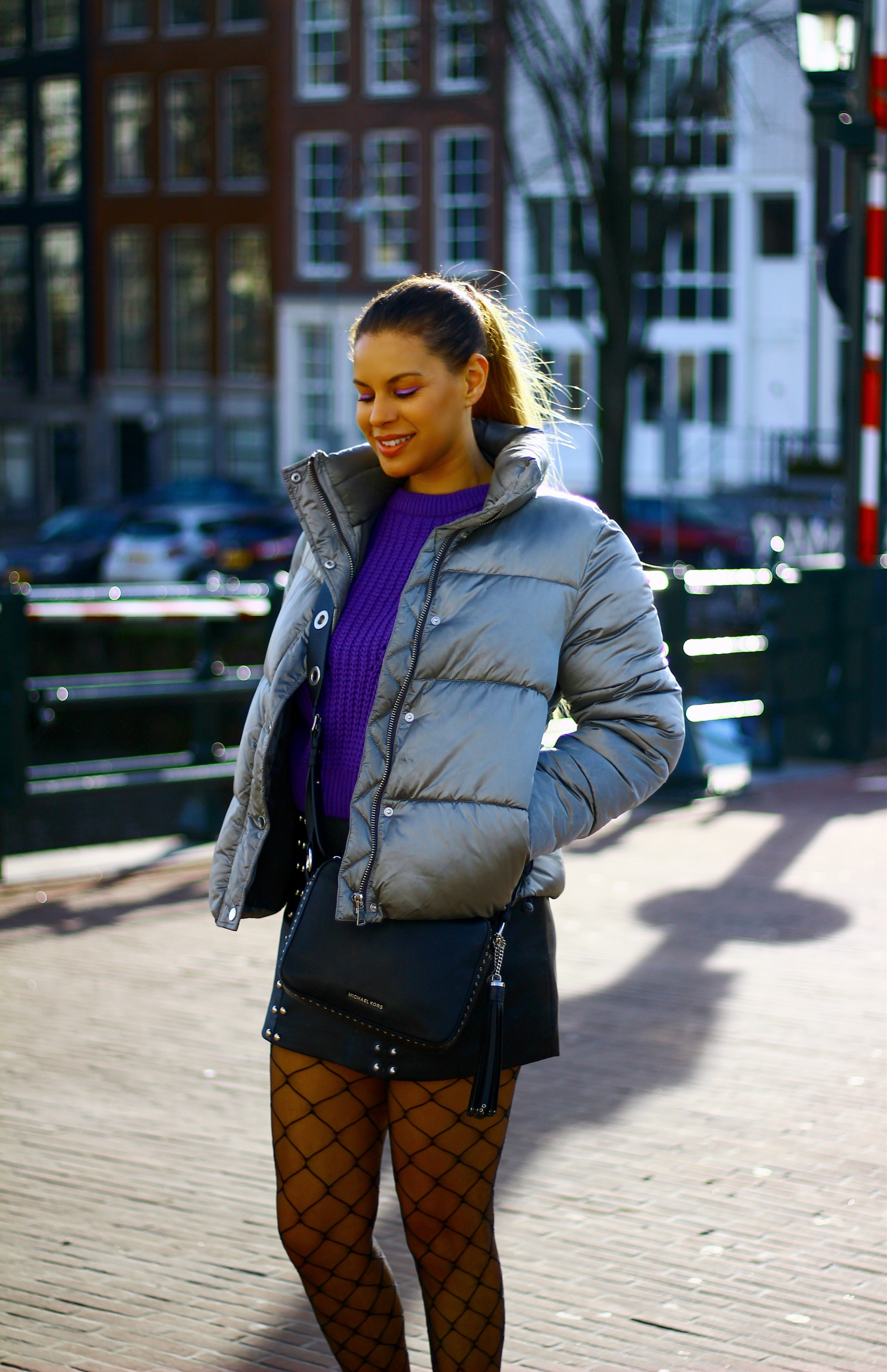 Cozy sweaters that will edgify your outfit this fall winter