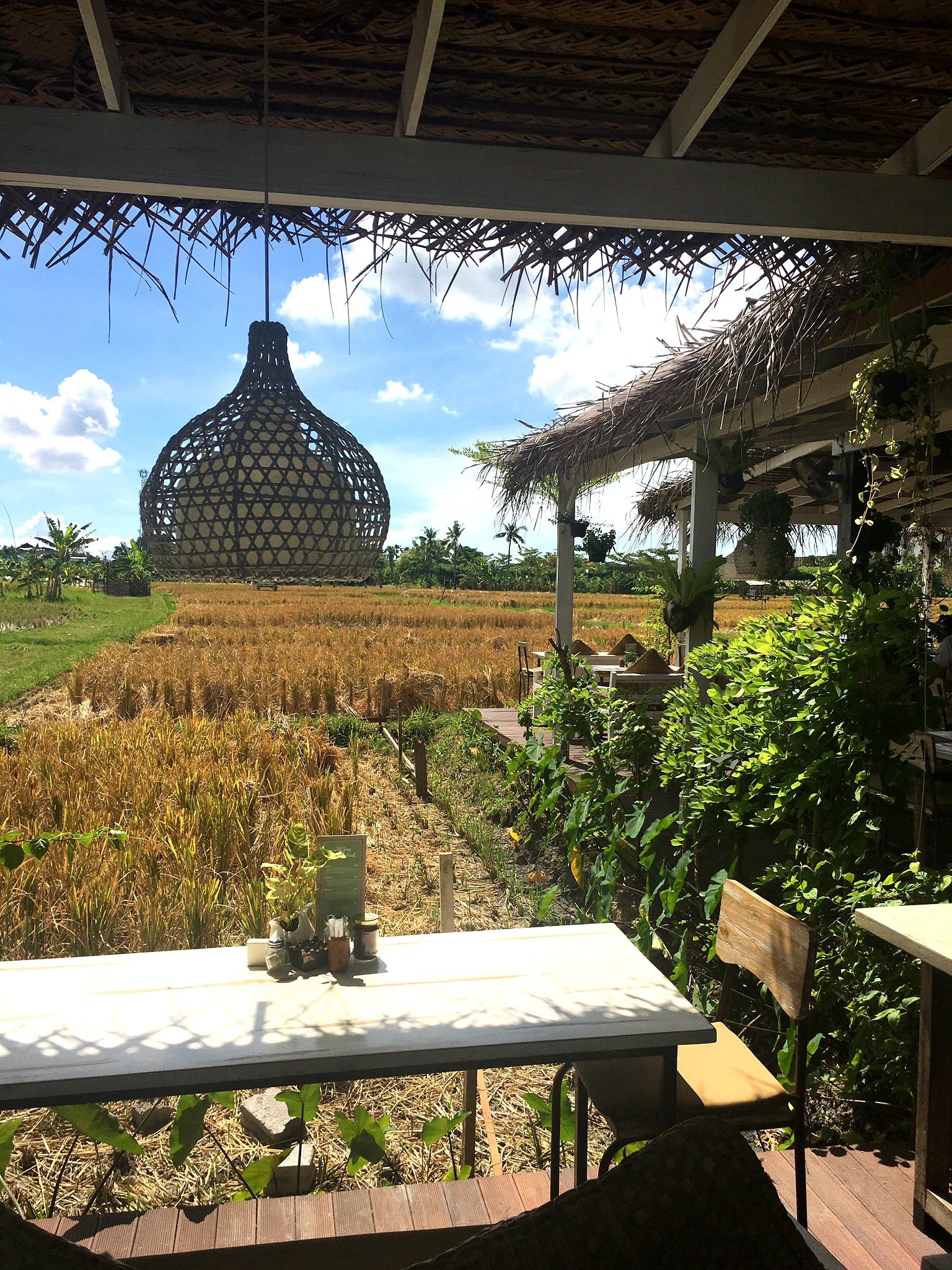 Nook restaurant Bali