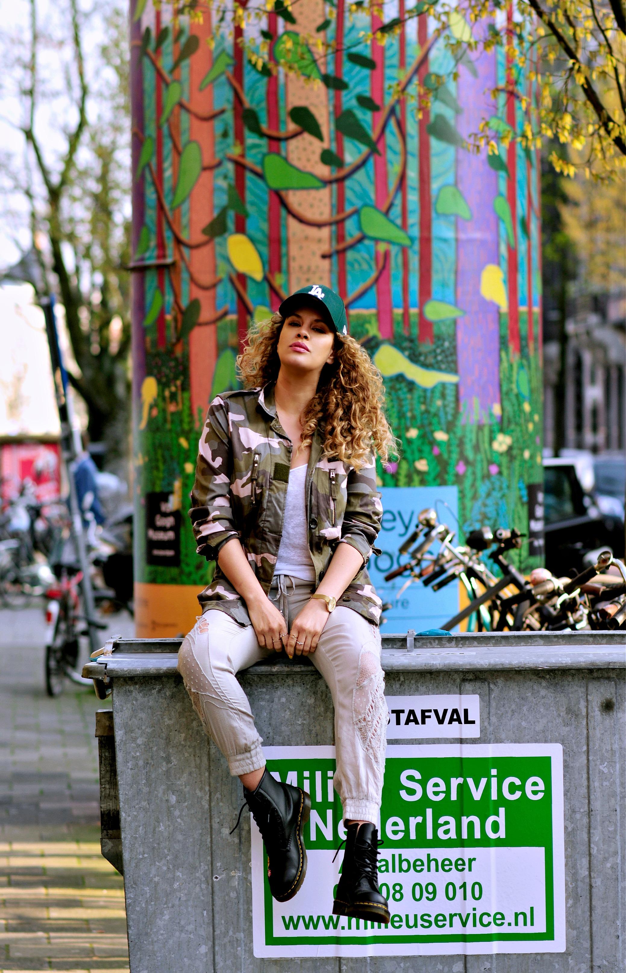 Army Jacket, Tamara Chloé7