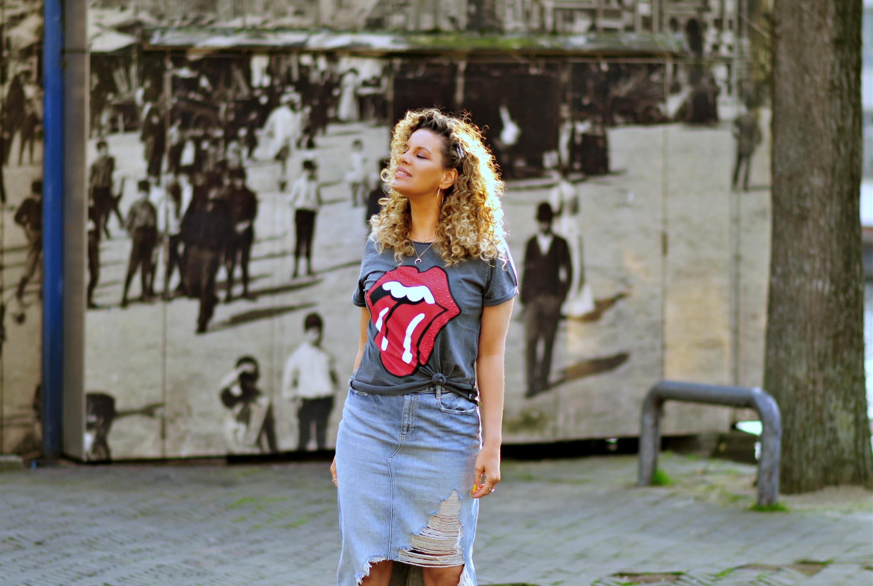 Rolling Stones Tee, tamara Chloé9