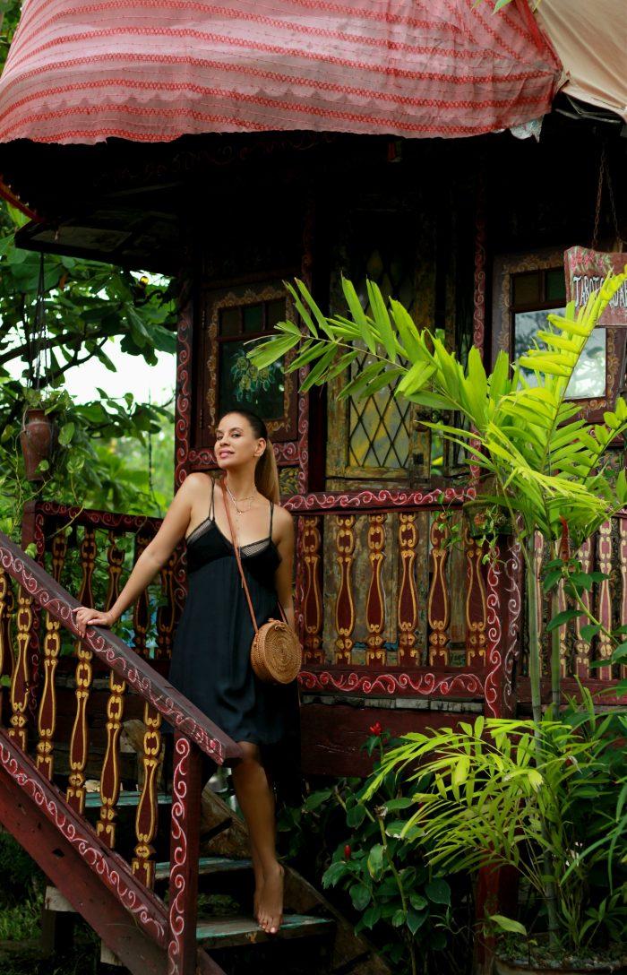 Classic Bali bag, Rattan bag, Bali bag