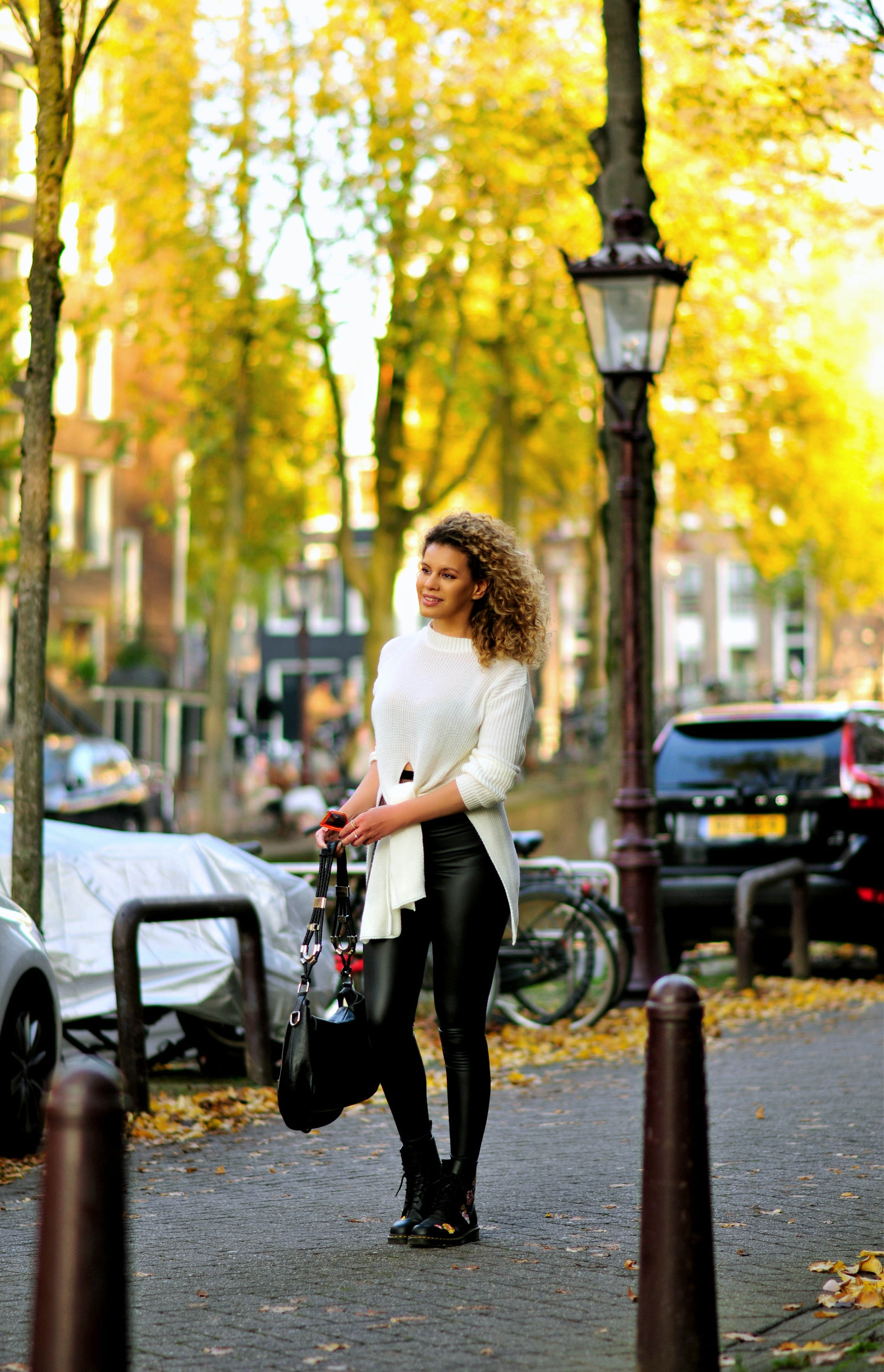 How I score high fashion at a low budget, Femme luxe Finery, Gucci bag, Amsterdam street style,
