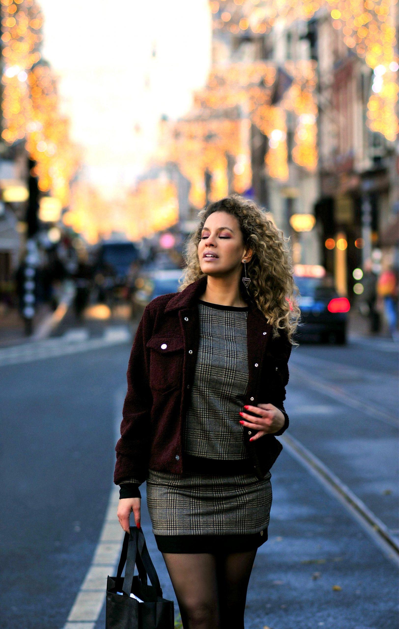 8 Ways To Get Into The Christmas Spirit, Tamara Chloé, Jacky Luxury, Amsterdam