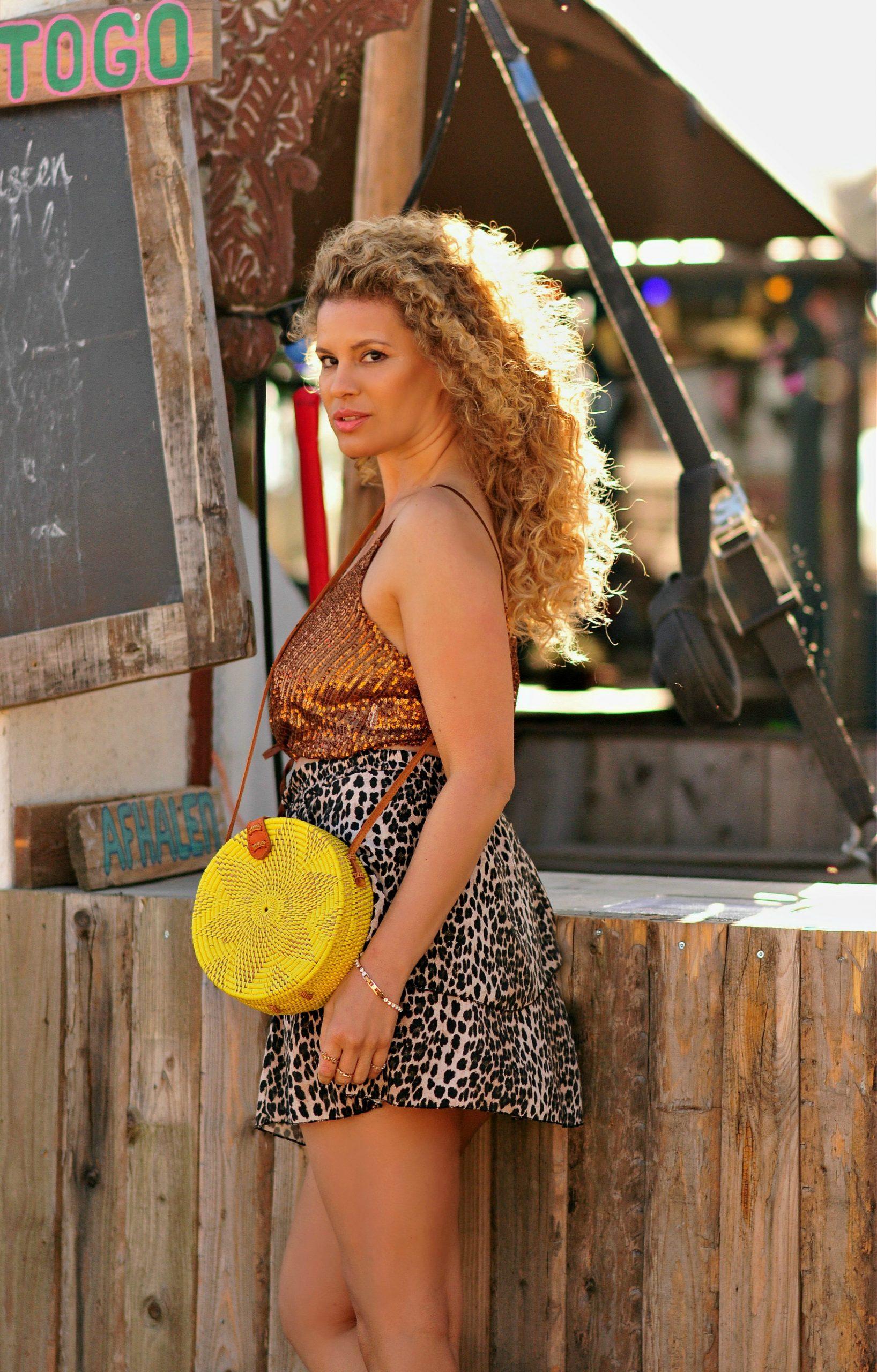 Tamara Chloé, Yellow Bali bag, Lola land, Blijburg3+2